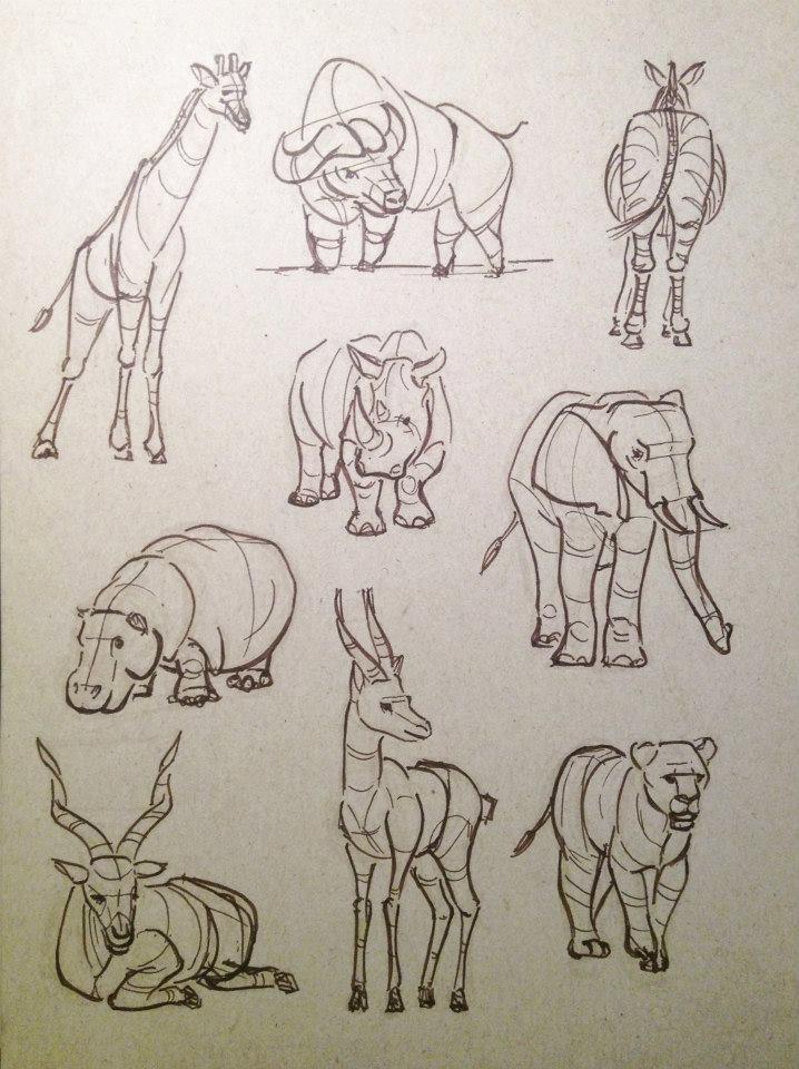 Go Back  gt  Gallery For  gt  Geometric Bear DrawingGeometric Bear Drawing